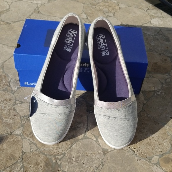 Nwt Keds Carmel Womens Slipon Shoes